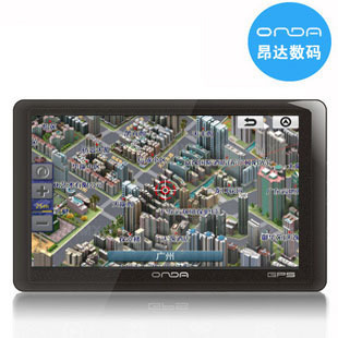 Onda GPS navigator VP80 3D edition Siweituxin full virtual 6 inch